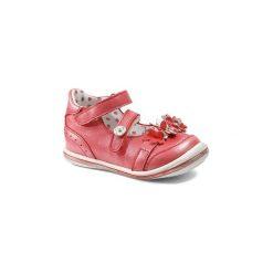 Sandały Dziecko  Catimini  SAGINE. Czerwone sandały dziewczęce Catimini. Za 295,20 zł.