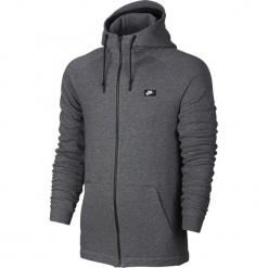 Bluza Nike NSW Modern Hoodie FZ (835858-091). Szare bejsbolówki męskie Nike, na jesień, m, z bawełny. Za 147,99 zł.