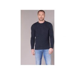Swetry Sisley  AZEGOR. Niebieskie swetry klasyczne męskie Sisley, l. Za 295,20 zł.