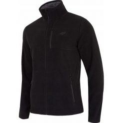 Bejsbolówki męskie: 4f Bluza męska H4Z18 PLM001 czarna r. S (H4Z18-PLM001 20S)