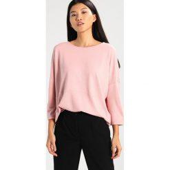 Bluzki asymetryczne: someday. KAMILL Bluzka z długim rękawem pale blush