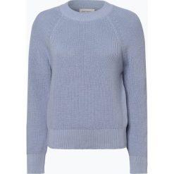 ARMEDANGELS - Sweter damski, niebieski. Niebieskie swetry klasyczne damskie ARMEDANGELS, l, z bawełny. Za 349,95 zł.