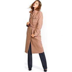Płaszcze damskie: Płaszcz wojskowy