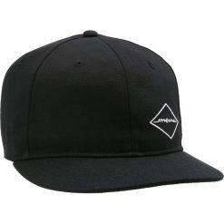 Rag & bone DYLAN BASEBALL Czapka z daszkiem black diamond. Czarne czapki z daszkiem męskie rag & bone, z bawełny. W wyprzedaży za 367,20 zł.