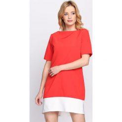 Czerwona Sukienka Despair. Czerwone sukienki letnie marki Born2be, m, mini. Za 69,99 zł.