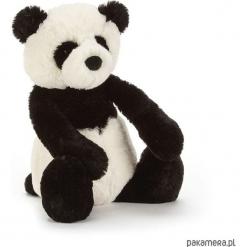 Przytulanka Maskotka Panda 31 cm. Czarne przytulanki i maskotki marki Pakamera. Za 132,00 zł.