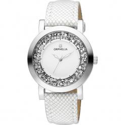 Zegarek kwarcowy w kolorze biało-srebrnym. Białe, analogowe zegarki damskie Esprit Watches, srebrne. W wyprzedaży za 181,95 zł.