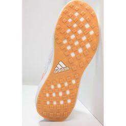 Adidas Performance RAPIDARUN UNCAGED Obuwie do biegania treningowe footwear white/chalk pearl/chalk coral. Brązowe buty sportowe chłopięce marki adidas Performance, z gumy. Za 269,00 zł.