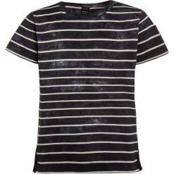 T-shirty chłopięce: Replay Tshirt z nadrukiem dark blue/natural