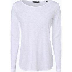 Marc O'Polo - Damska koszulka z długim rękawem, czarny. Szare t-shirty damskie marki U.S. Polo, l, z aplikacjami, z dzianiny, z okrągłym kołnierzem. Za 179,95 zł.