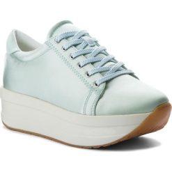 Sneakersy VAGABOND - Casey 4322-085-50 Mint. Zielone sneakersy damskie marki Vagabond, z materiału. W wyprzedaży za 279,00 zł.
