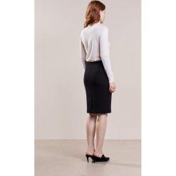 Spódniczki: Armani Collezioni Spódnica ołówkowa  black