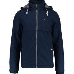 Tommy Jeans BASIC ZIP ANORAK Kurtka wiosenna black iris. Niebieskie kurtki męskie jeansowe marki Reserved, l. W wyprzedaży za 439,20 zł.
