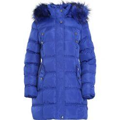Kobaltowa Kurtka Never Going Back. Brązowe kurtki damskie pikowane marki QUECHUA, na zimę, m, z materiału. Za 219,99 zł.