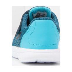 Nike Performance FLEX RUN 2017 Obuwie do biegania treningowe legion blue/black/chlorine blu. Niebieskie buty sportowe chłopięce Nike Performance, z materiału, do biegania. W wyprzedaży za 132,30 zł.