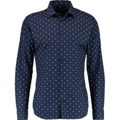 Koszule męskie na spinki: Seidensticker XSLIM FIT KENT Koszula dunkelblau