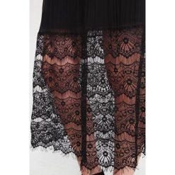 Sukienki hiszpanki: YAS YASLINE  Sukienka letnia black