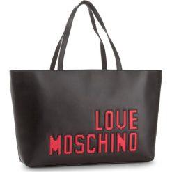 Torebki klasyczne damskie: Torebka LOVE MOSCHINO – JC4067PP15LH0000  Nero