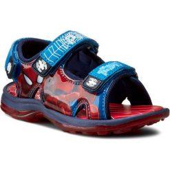 Sandały męskie: Sandały SPIDERMAN ULTIMATE - CP44-5023MV Czerwony Granatowy
