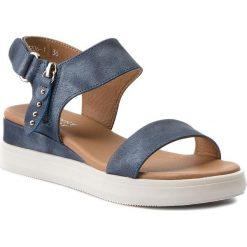Sandały damskie: Sandały JENNY FAIRY - WS17206-1 Granatowy