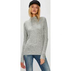 Medicine - Sweter Basic. Szare swetry klasyczne damskie MEDICINE, l, z dzianiny, z dekoltem w łódkę. Za 99,90 zł.