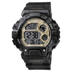 Biżuteria i zegarki męskie: Zegarek Q&Q Męski M144-004 Metronom