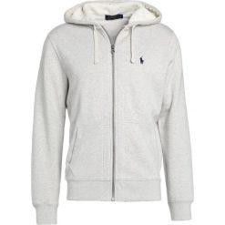 Polo Ralph Lauren HOOD Bluza rozpinana light grey. Szare bluzy męskie rozpinane marki Fila, m, z długim rękawem, długie. Za 539,00 zł.