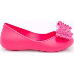 Zaxy - Baleriny dziecięce. Różowe baleriny damskie Zaxy, z materiału. W wyprzedaży za 99,90 zł.