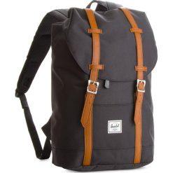 Plecaki męskie: Plecak HERSCHEL – Retreat M 10329-00001 Black
