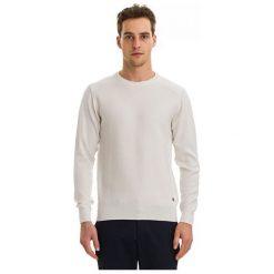 Galvanni Sweter Męski Truiden L Kremowy. Białe swetry klasyczne męskie GALVANNI, l, z wełny. W wyprzedaży za 279,00 zł.
