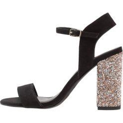 Sandały damskie: New Look STRUCK Sandały na obcasie rose gold