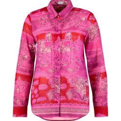 Koszule wiązane damskie: Seidensticker Koszula rot/pink