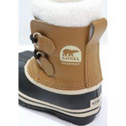 Sorel YOOT PAC Śniegowce mesquite. Czarne buty zimowe damskie marki Sorel, z materiału. Za 379,00 zł.