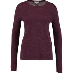 Swetry klasyczne damskie: Whistles ANNIE SPARKLE Sweter fig