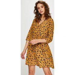 Haily's - Sukienka. Brązowe sukienki Haily's, na co dzień, l, z poliesteru, casualowe, mini, oversize. Za 119,90 zł.