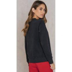 Bluzy polarowe: Calvin Klein Bluza z długim rękawem Hondi - Black