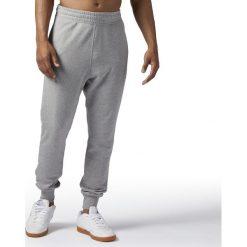 Spodnie Reebok Classics French Terry Jogger (BQ5430). Brązowe joggery męskie Reebok, z bawełny. Za 124,99 zł.