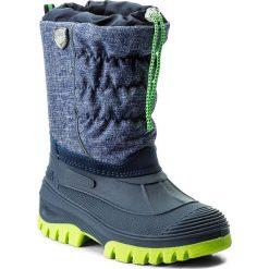 Buty zimowe chłopięce: Śniegowce CMP – Kids Hanki Mel 3Q48064MJ  Nautico Mel N946