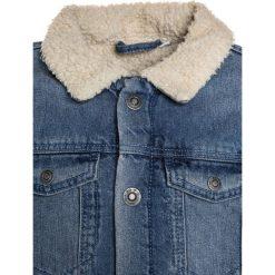 Name it NITATEDDY Kurtka zimowa light blue denim. Szare kurtki chłopięce zimowe marki Name it, z materiału. W wyprzedaży za 159,20 zł.