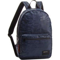 Plecak DIESEL - F-Discover Back X04812 PR027 H6844 Midnight Navy/Allover Logo. Niebieskie plecaki męskie Diesel, z materiału. Za 409,00 zł.