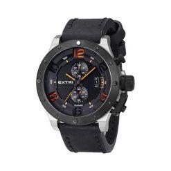 """Zegarki męskie: Zegarek """"X3005F"""" w kolorze czarno-srebrnym"""