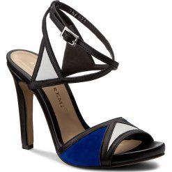 Rzymianki damskie: Sandały BRUNO PREMI – Vit + Vit + Cam K2203N  Nero/Bianco/Bluette