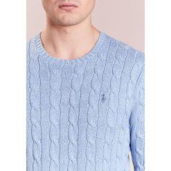 Kardigany męskie: Polo Ralph Lauren CABLE Sweter jamaica heather