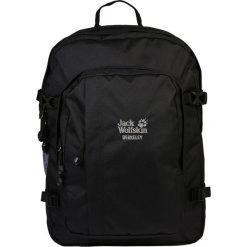 Jack Wolfskin BERKELEY Plecak black. Czarne plecaki damskie marki Jack Wolfskin, w paski, z materiału. Za 249,00 zł.