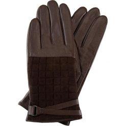 Rękawiczki damskie: 39-6-521-B Rękawiczki damskie