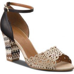 Sandały damskie: Sandały LORETTA VITALE – 80400 Atanado Cru/Preto