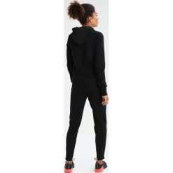 Bluzy rozpinane damskie: Zalando Sports Bluza rozpinana jet black