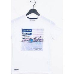 T-shirty chłopięce z krótkim rękawem: T-shirt z nadrukiem 10-16 lat