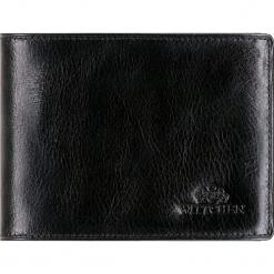 Portfel 21-1-046-1. Czarne portfele męskie Wittchen. Za 179,00 zł.
