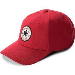 Czapka CONVERSE - CON301 Red. Czerwone czapki damskie marki Converse, z bawełny. Za 89,00 zł.
